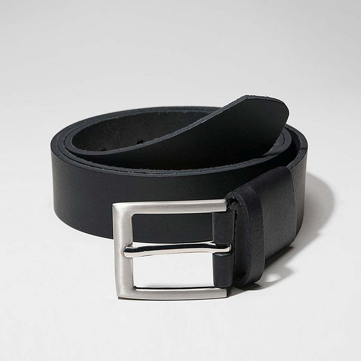 eleganter dehnbund lederg rtel farbe schwarz. Black Bedroom Furniture Sets. Home Design Ideas