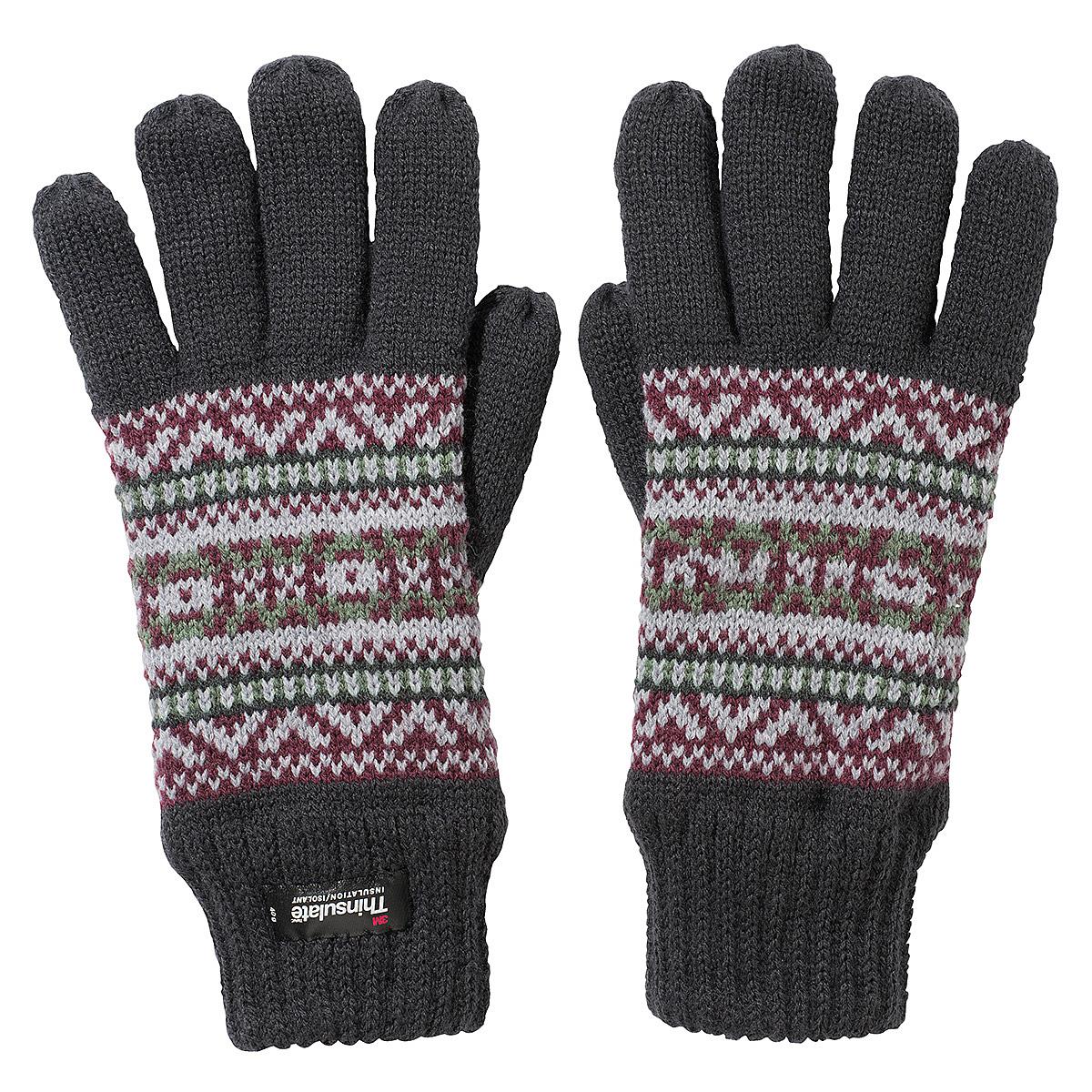 promo code 24123 8102c Wegener | Gefütterte Handschuhe| Farbe Grau