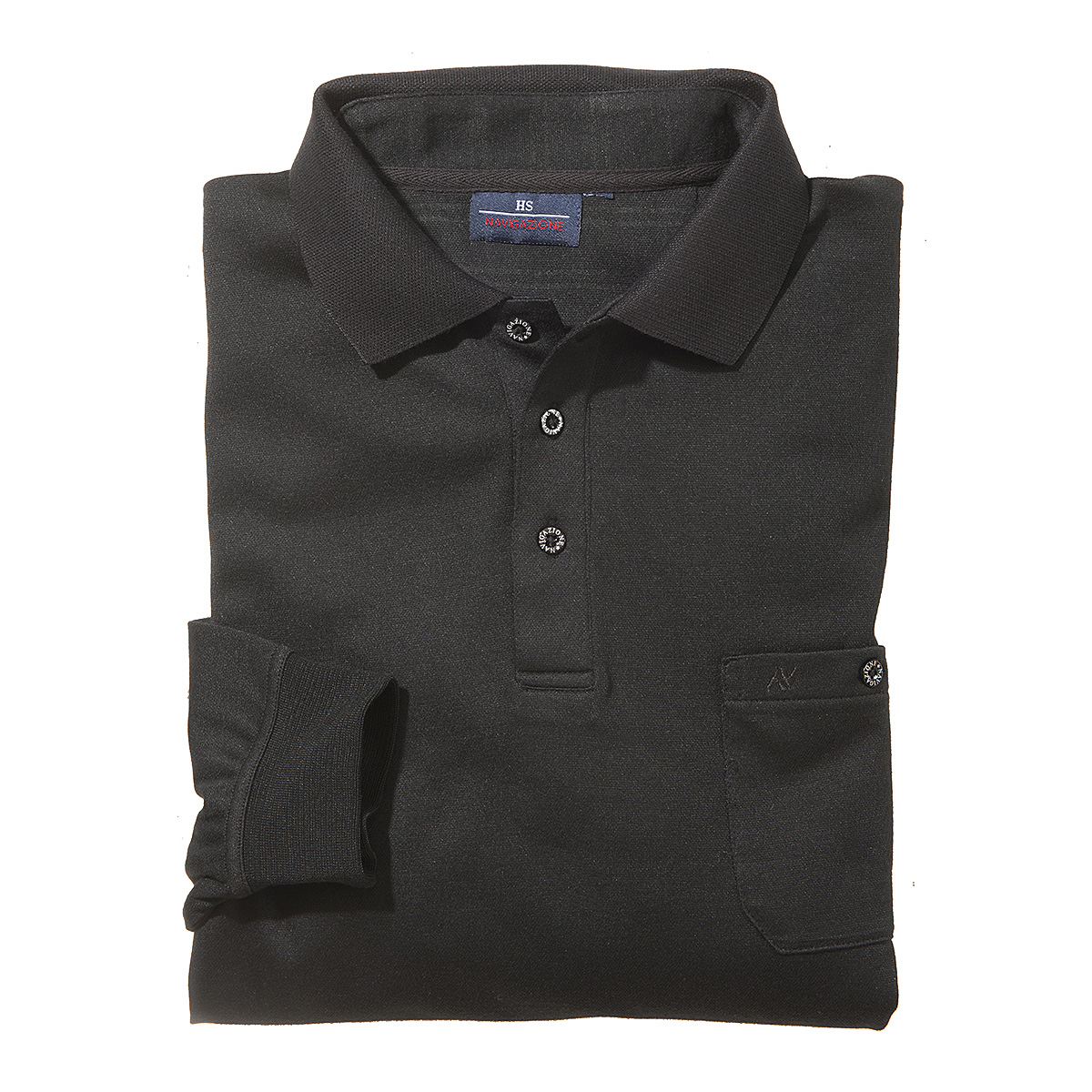 jersey hemd easy care mit polo kragen farbe schwarz gr enspezialist m nnermode. Black Bedroom Furniture Sets. Home Design Ideas