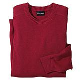 Baumwoll Pullover Farbe rot