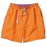 Bermuda Shorts in frischer Farbe | Orange