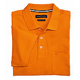 Casa Moda | Polohemd Premium Cotton | Farbe orange