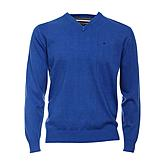 Casa Moda | Pullover Premium Cotton | Farbe royal