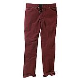 Club of Comfort | Feincord Jeans | five pocket Form | Farbe rot