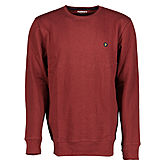 PADDOCK´S |  Sweat-Shirt | Rundhals | Rot