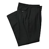 Woll Thermohose Farbe schwarz