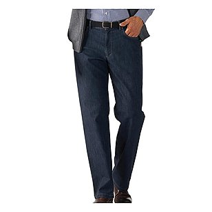 5 Pocket Jeans COOLMAX | Farbe blue
