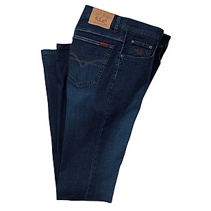 5 pocket Jeans | Pat Blue | Schlanke Passform
