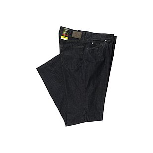Club of Comfort | 5 pocket City-Edel-Denim T400 | Schwarz
