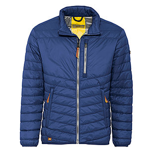 Camel active | Leichte Steppjacke | Comfort Fit | Farbe hellblau