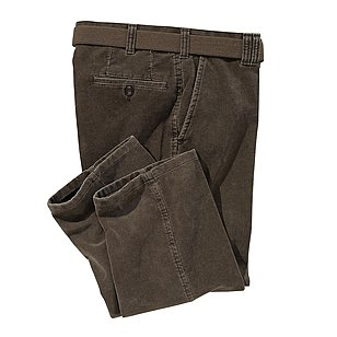 Club of Comfort | Cordhose Thermolite | Farbe braun
