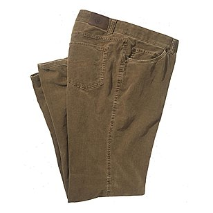 Club of Comfort | Feincord Jeans | five pocket Form | Farbe camel