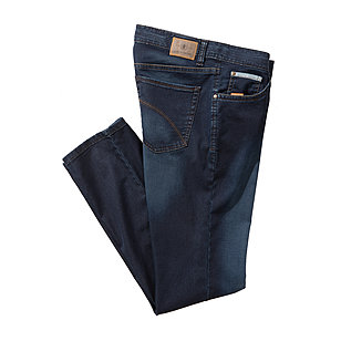 Club of Comfort | Jogg-Denim-Jeans | five pocket Form | Farbe darkblue