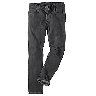 Aubi | Jogg Denim | 5 pocket Form |  Kurze Leibhöhe | Farbe grey