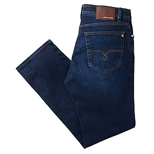 Pierre Cardin | 5-Pocket-Jeans | Form Deauville | Regular Fit | Farbe Darkblue