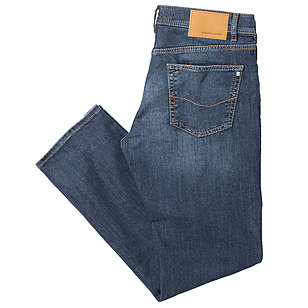 Pierre Cardin | 5 pocket Jeans | Lyon Blue Bolt Denim | stoneblue
