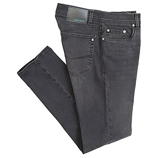 Pierre Cardin | FutureFlex Jeans | Form Lyon tapered | Anthrazit