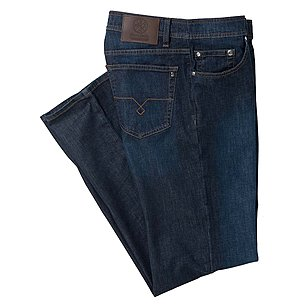Pierre Cardin | Sommer Denim Jeans Form Deauville | Dark Blue