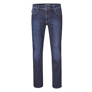 Pionier | Sommerjeans High-Stretch-Denim | Farbe blue