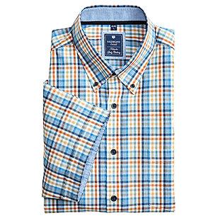 09d123c5eee1e1 Sportive Hemden Halbarm Immer frisch + luftig